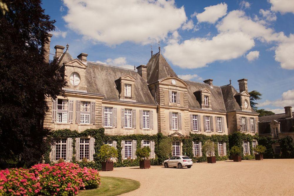 Le Château de Curzay 86  - Mariage Aurélie & Alexandre