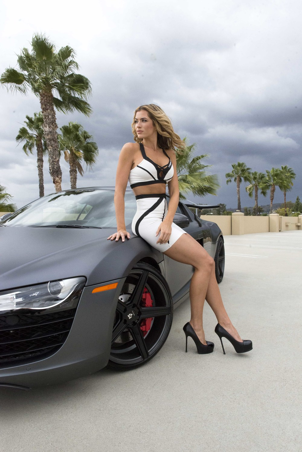 Audi-R8-Fondmetal-KV1-Black-Wheel-Model