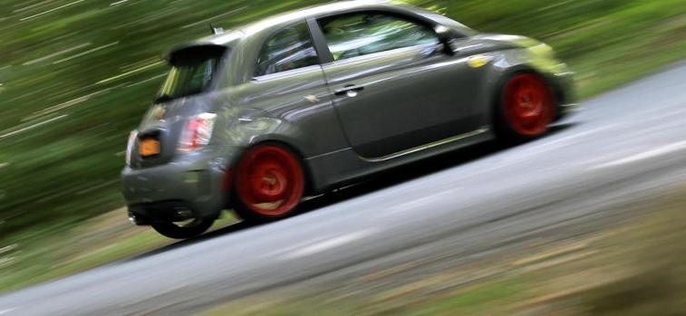 Fiat Fondmetal 9rr Nero