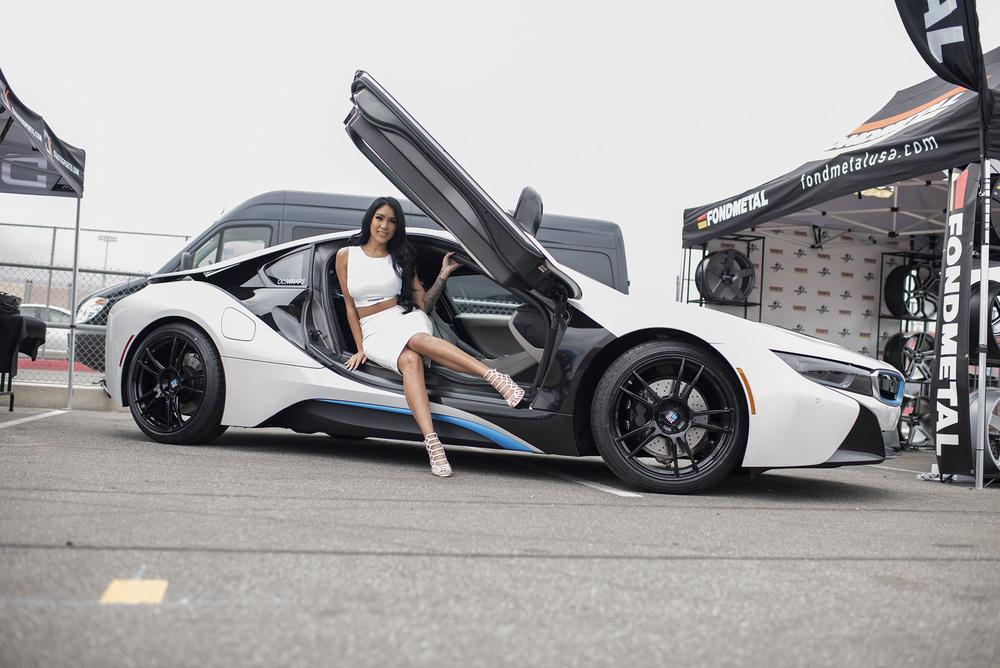 Fondmetal BMW I8