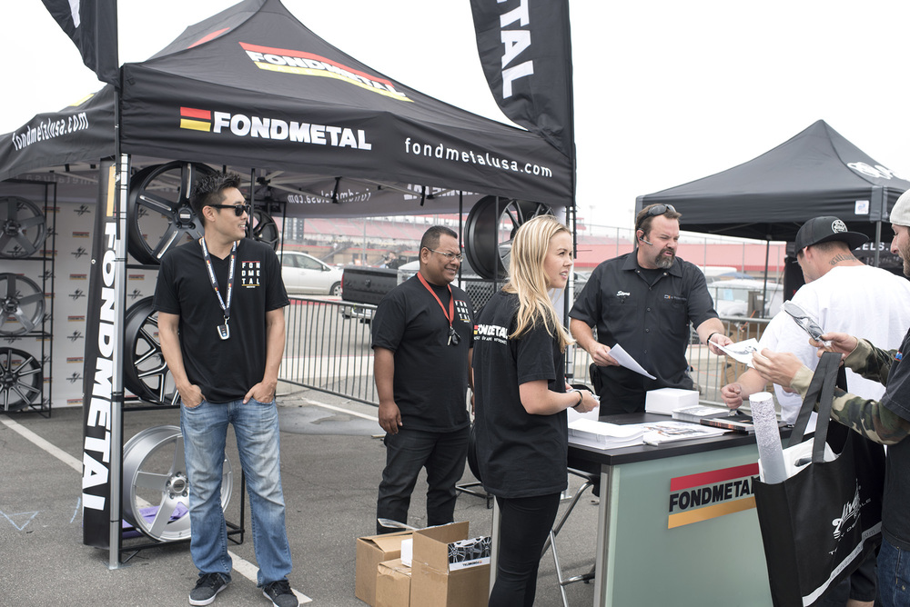 Fondmetal at Bimmerfest 2016