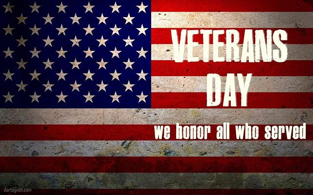 Thank you all who served. #veterans #veteransday