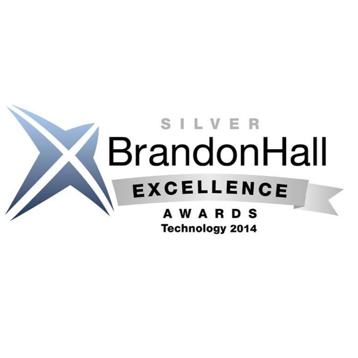 RockerDown and Lenovo achieve a brandon hall silver award for Excellence in technology.