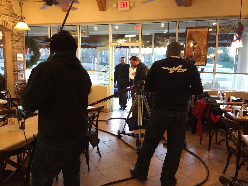 La Farm Bakery - Lenovo Miix Video Shoot