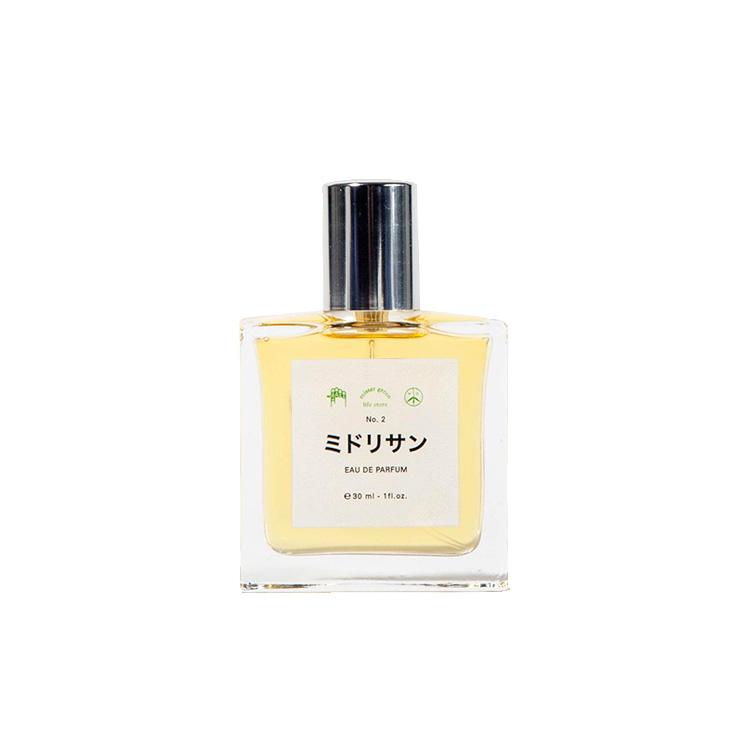 Mister Green - Fragrance No  2 - ミドリサン (Midori San) - 30ml — Mister Green  Life Store