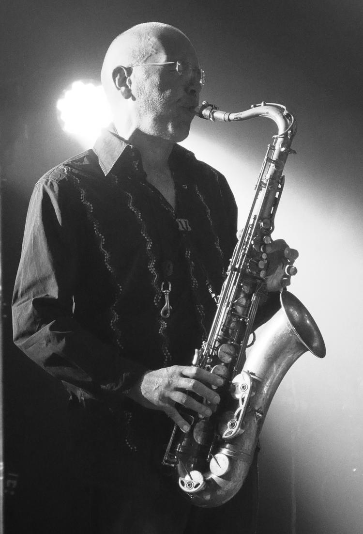Bernd Winterschladen (DE) - Sax