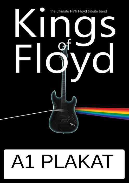 A1 Plakat Kings Of Floyd