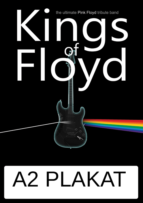 A2 Plakat Kings Of Floyd