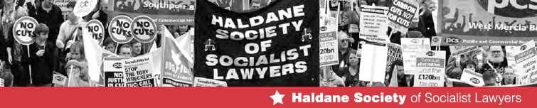 Haldane Society of Socialist Lawyers