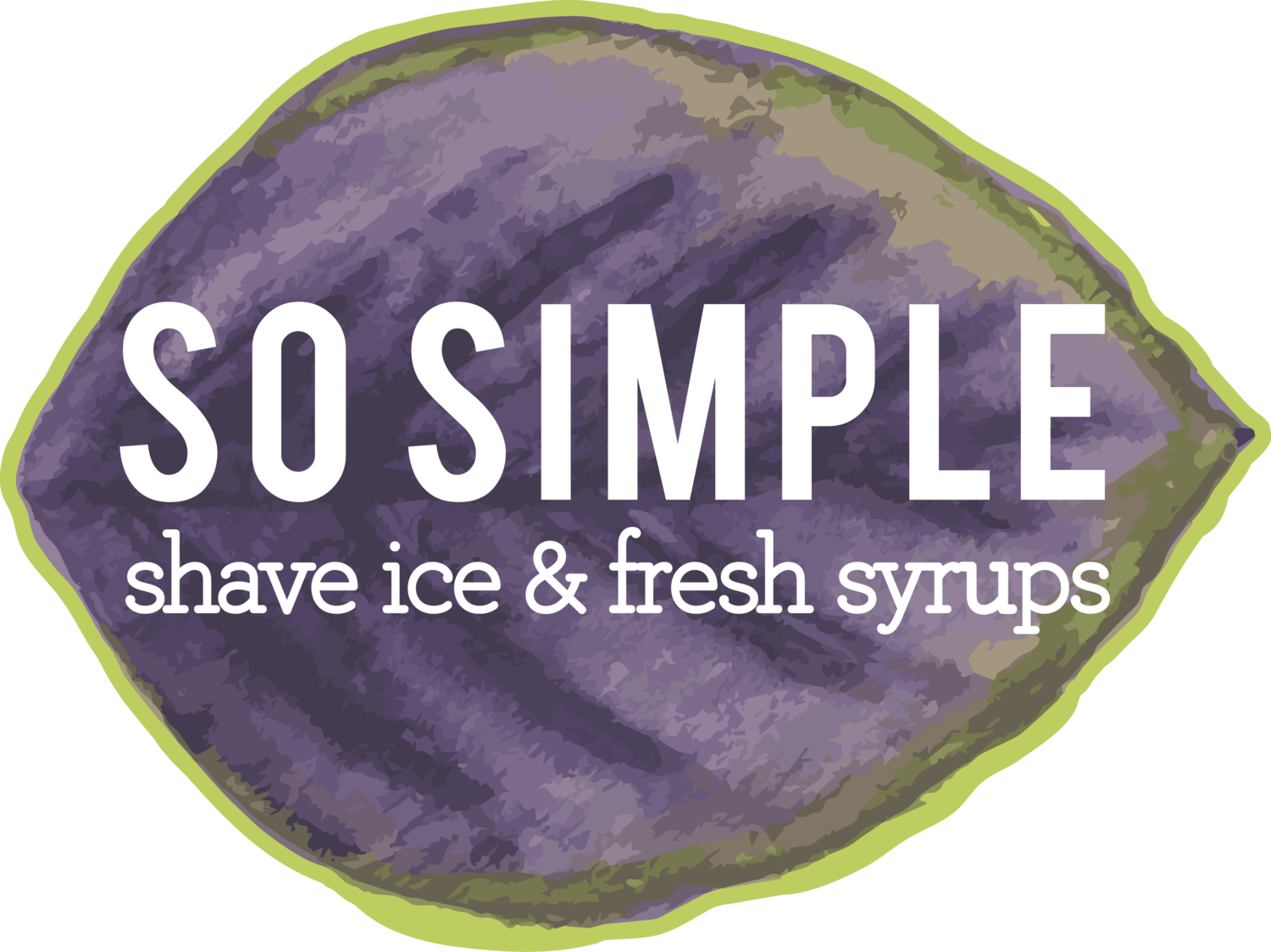 So Simple Shave Ice