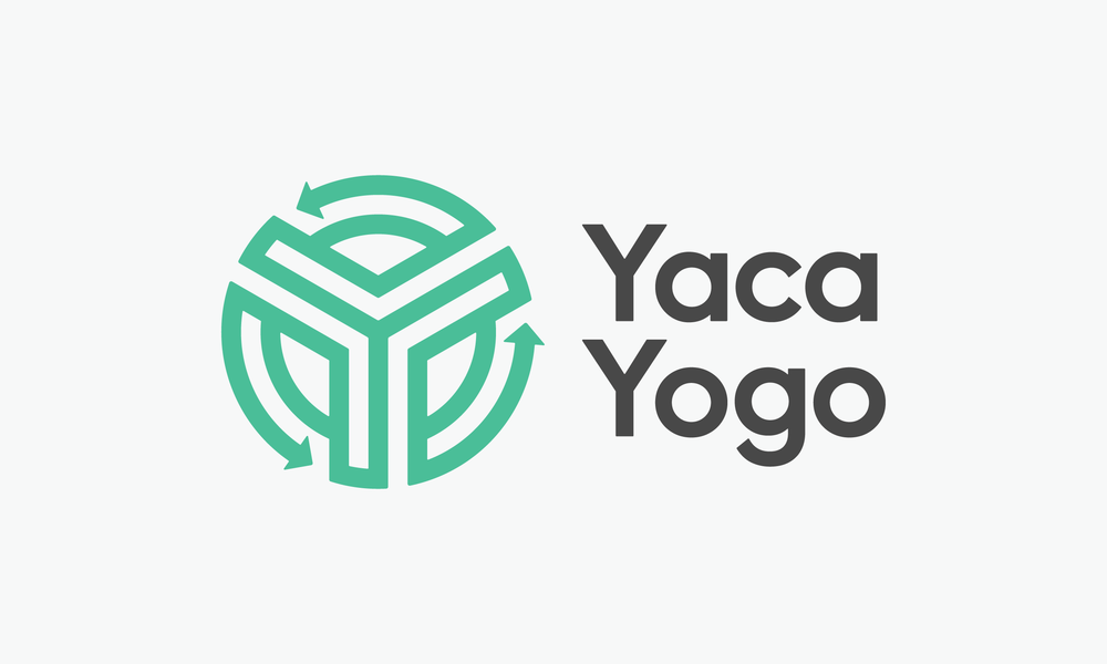 yacayogo cfowlerdesign connor fowler uk digital nomad banking app logo design