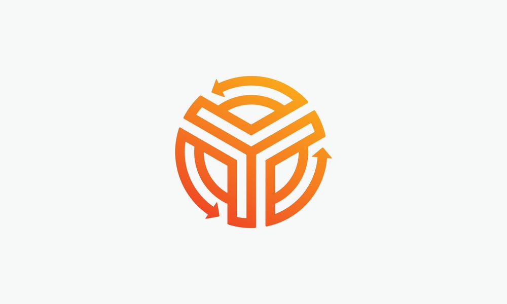 yacayogo bank logo design international cfowlerdesign connor fowler uk