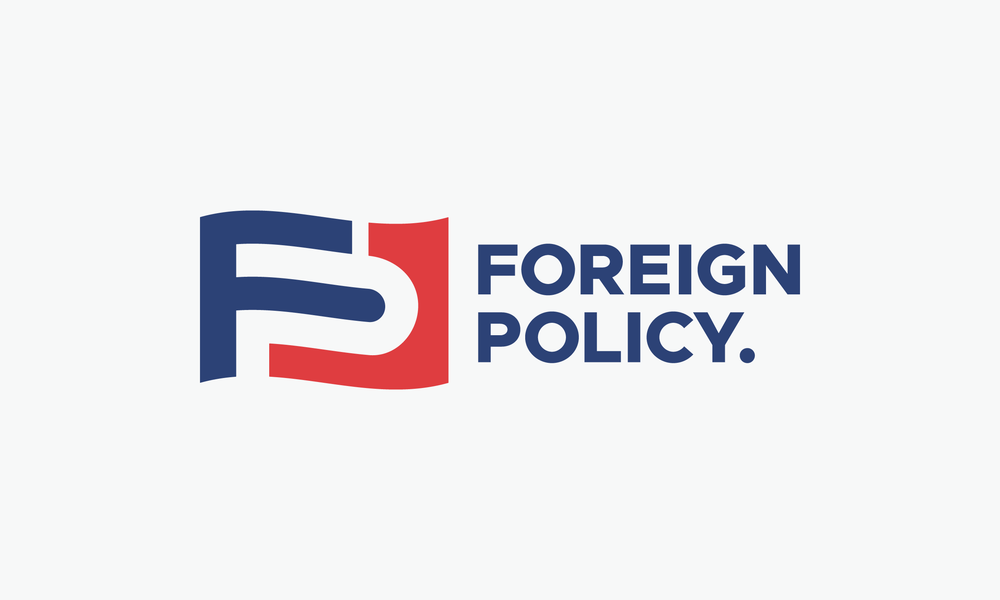foreign policy fashion clothing brand logo design logotype connor fowler cfowlerdesign uk