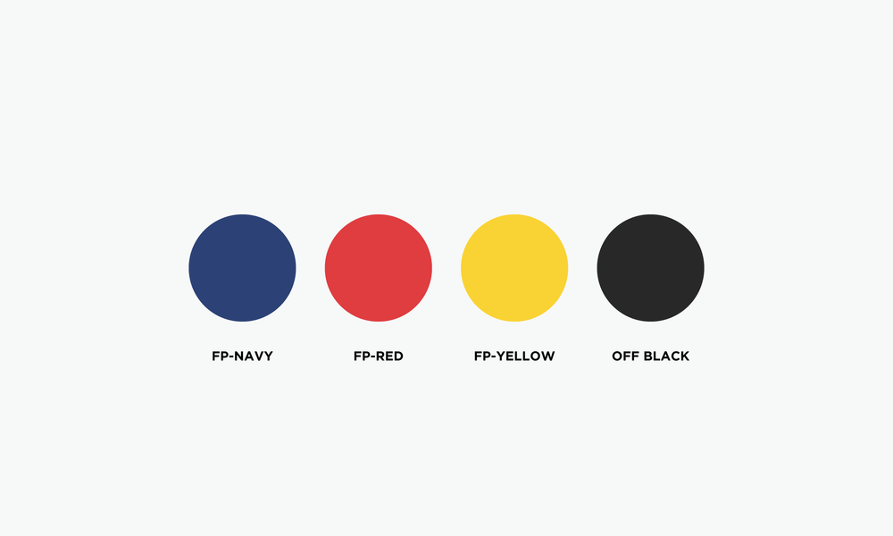 foreign policy streetwear fashion brand colour palette connor fowler cfowlerdesign uk