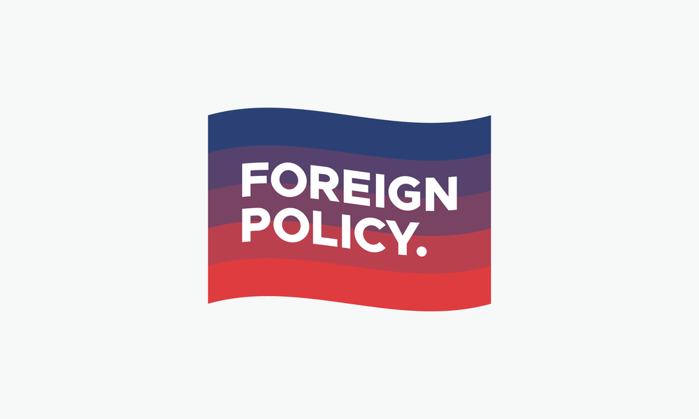 foreign policy flag logo design logotype clothing brand streetwear