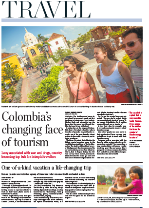 Read the 2016 trip featured in the toronto star - pdf attached