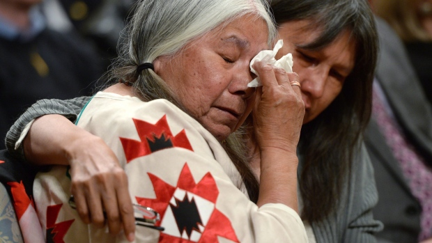 Residential School Survivor