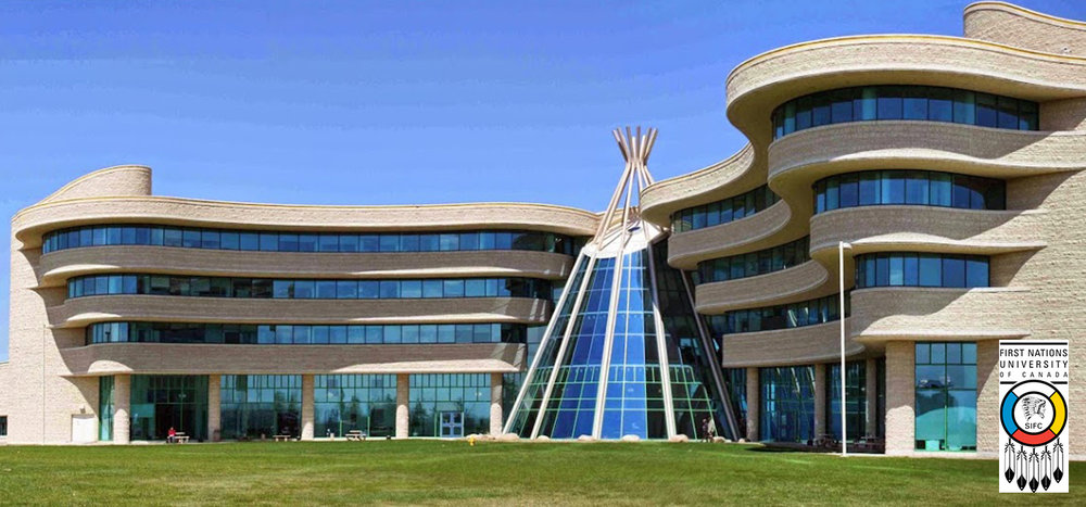Advisory circle - The Indigenous Advisory Circle participates in key executive decisions for both the resources and the campaign. The circle is grounded at the centre of Canada's oldest Indigenous-controlled education centre: the First Nations University of Canada.