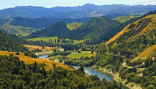 the Whanganui River, New Zealand's third largest, has received something no other river in the country and possibly the world yet has: a legal voice.   read more here.