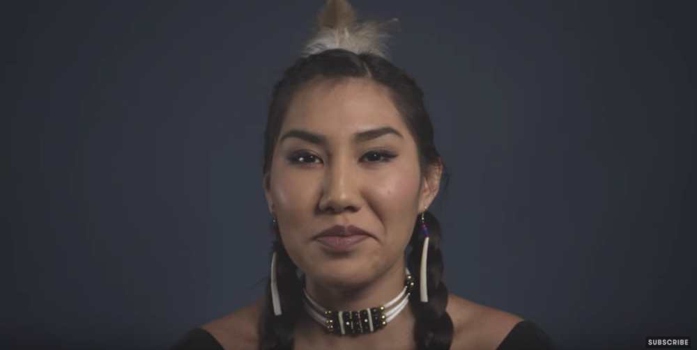 "WAtch: we invited Native Americans to respond to the word ""redskin."" These are their responses."