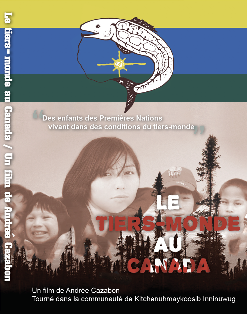 'Le Tiers-Monde au Canada' - Vous aurez accès au film, Le Tiers-monde au Canadaavec le lien ci-dessous.Nous vous demandons de vous assurer d'avoir visionnéle film avant de le présenter à vos élèves.https://vimeo.com/97461021Mot de passe: 3wc1234