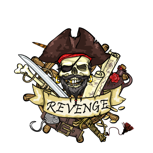Pirate's Revenge Room