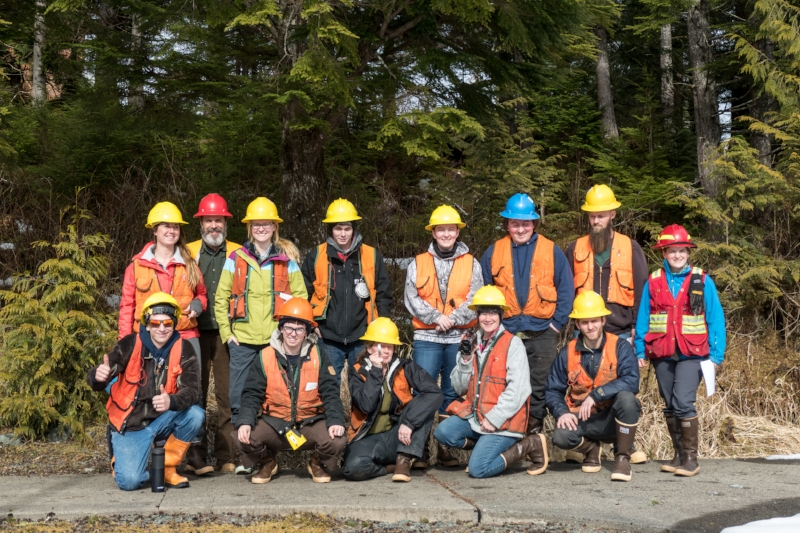 2017 Forestry Training Academy. All photos by Bob Christensen