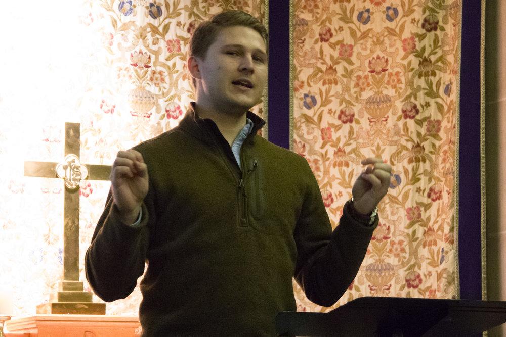 Sam Hill, Mosaic Coordinator