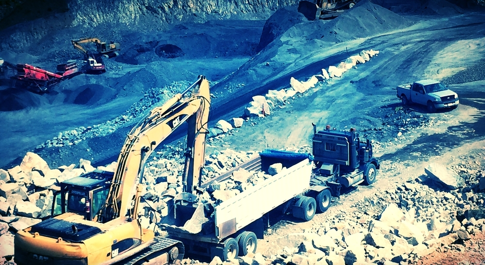 LEADING PROVIDER OF AGGREGATES & DIMENSION STONE IN THE SEA-TO-SKY AND BEYOND