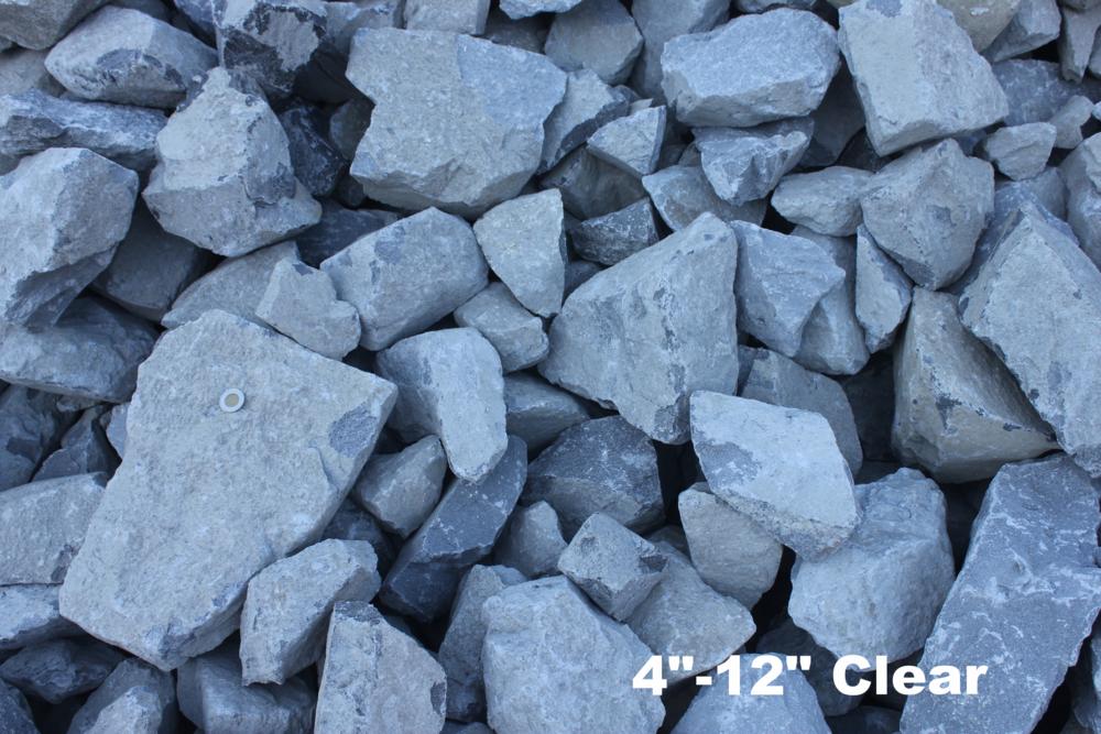 drain rock shoring material gravel crushed rock