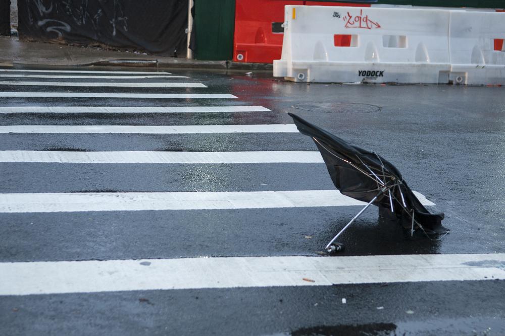 Day 55 - Broken Umbrella