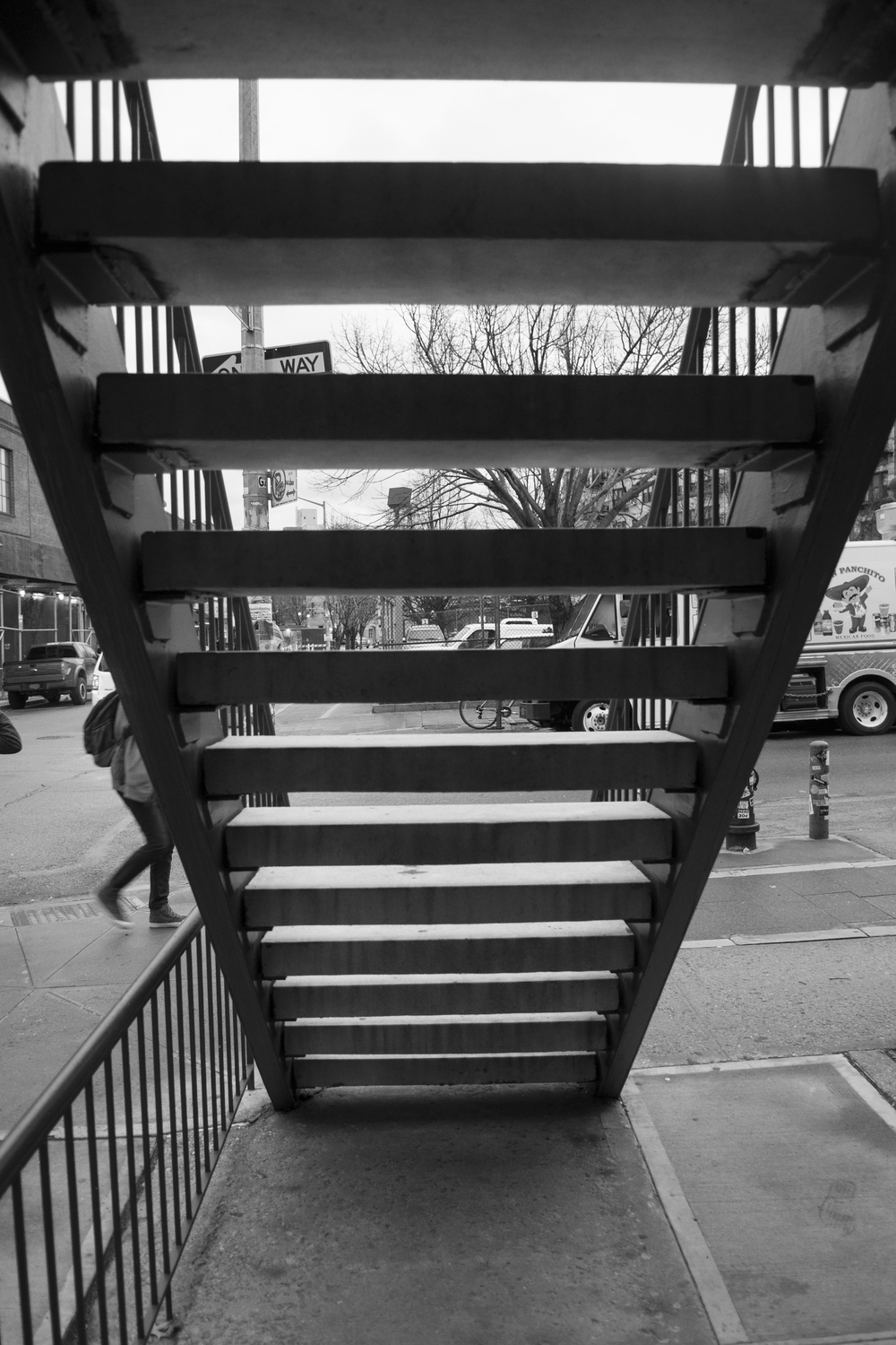 Day 56 - Front Stairs
