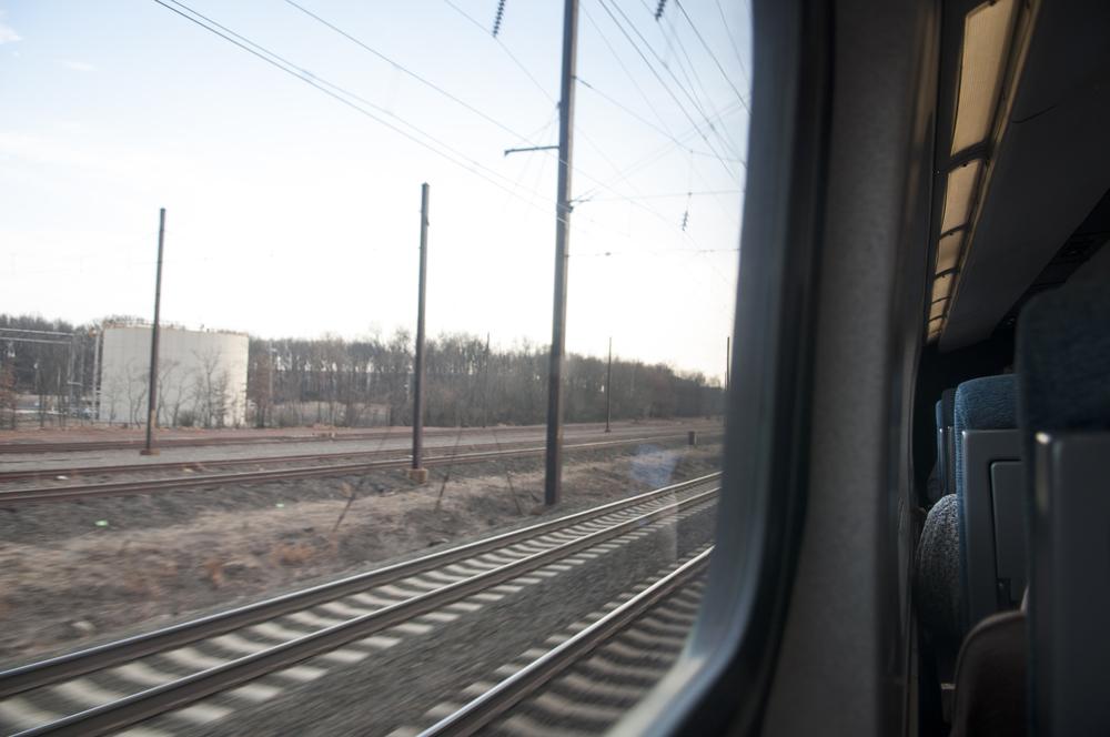 Day 70 - Amtrak