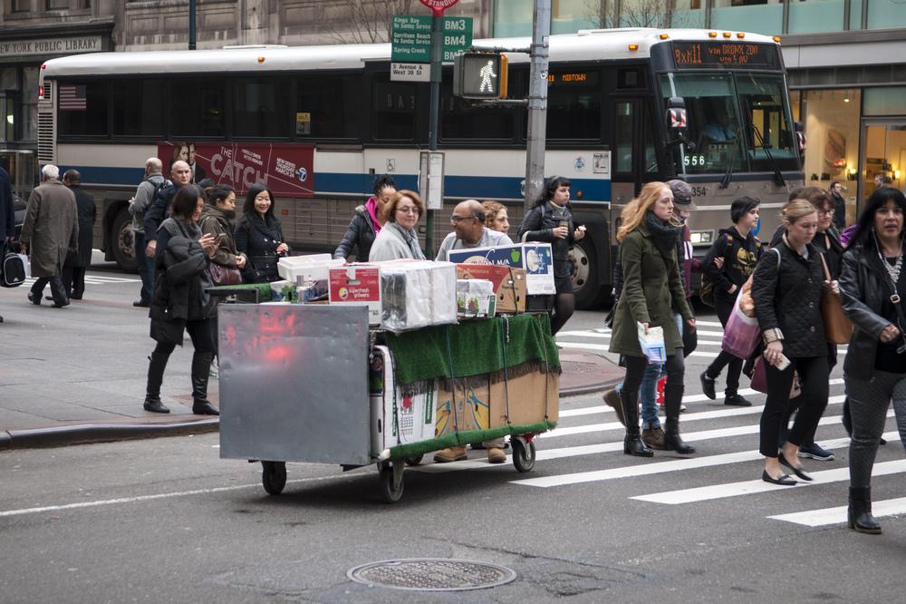 Day 76 - Fruit Vendor