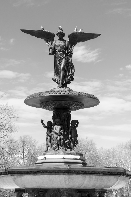 Day 80 - Bethesda Fountain