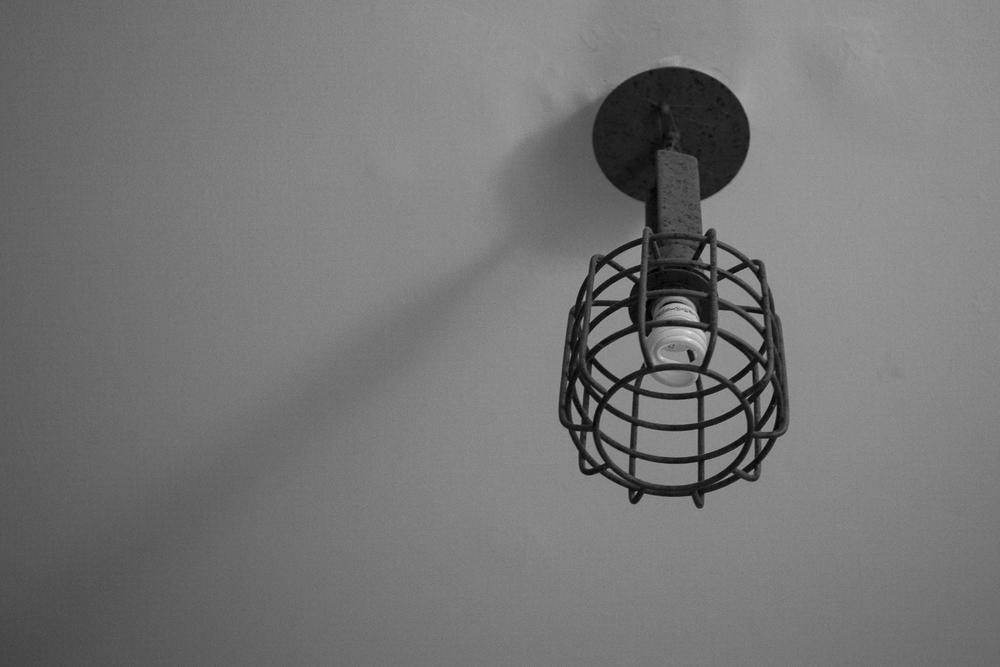 Day 87 - Ceiling Light