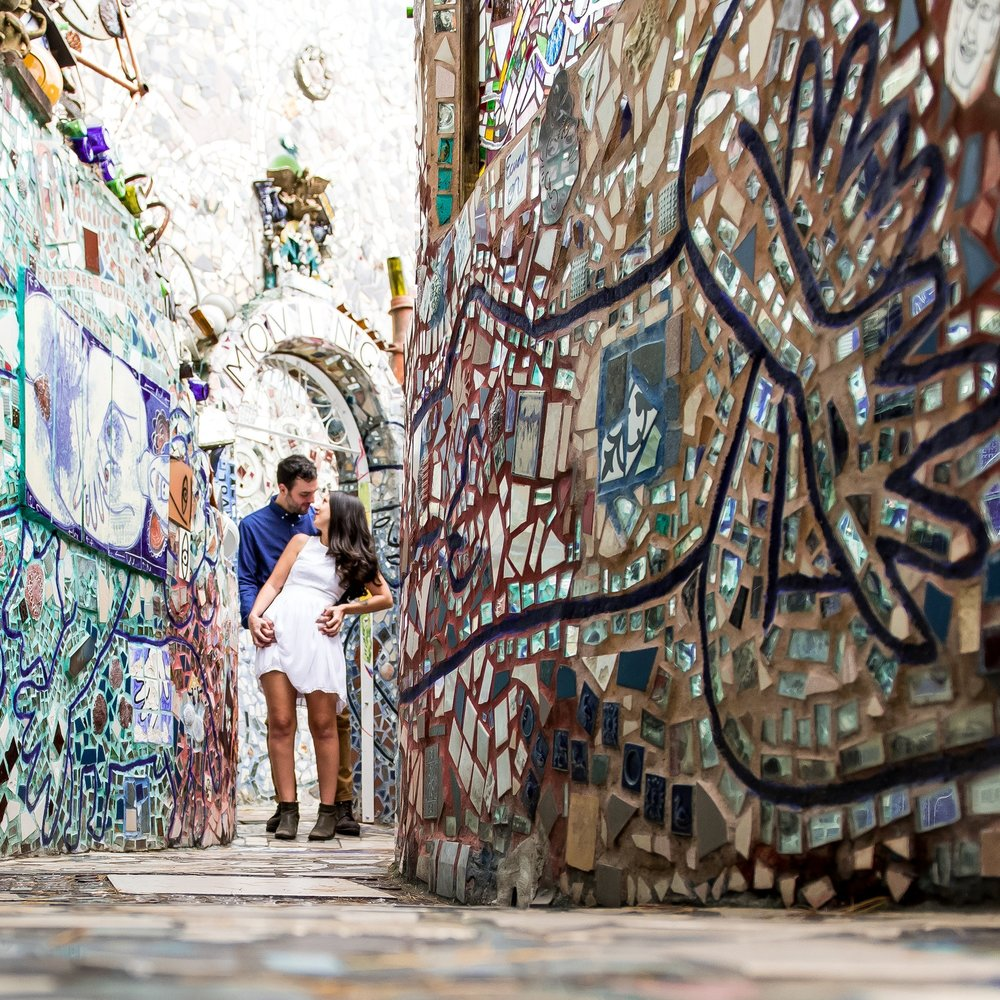 RYAN + JAKE | MAGIC GARDENS, PHILADELPHIA