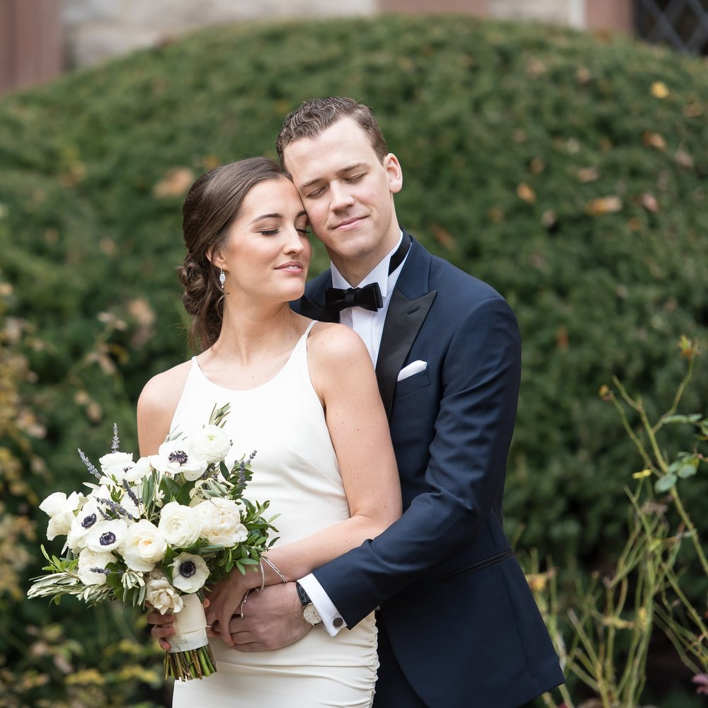 AMIE + JOHNNY | FORDHAM UNIVERSITY
