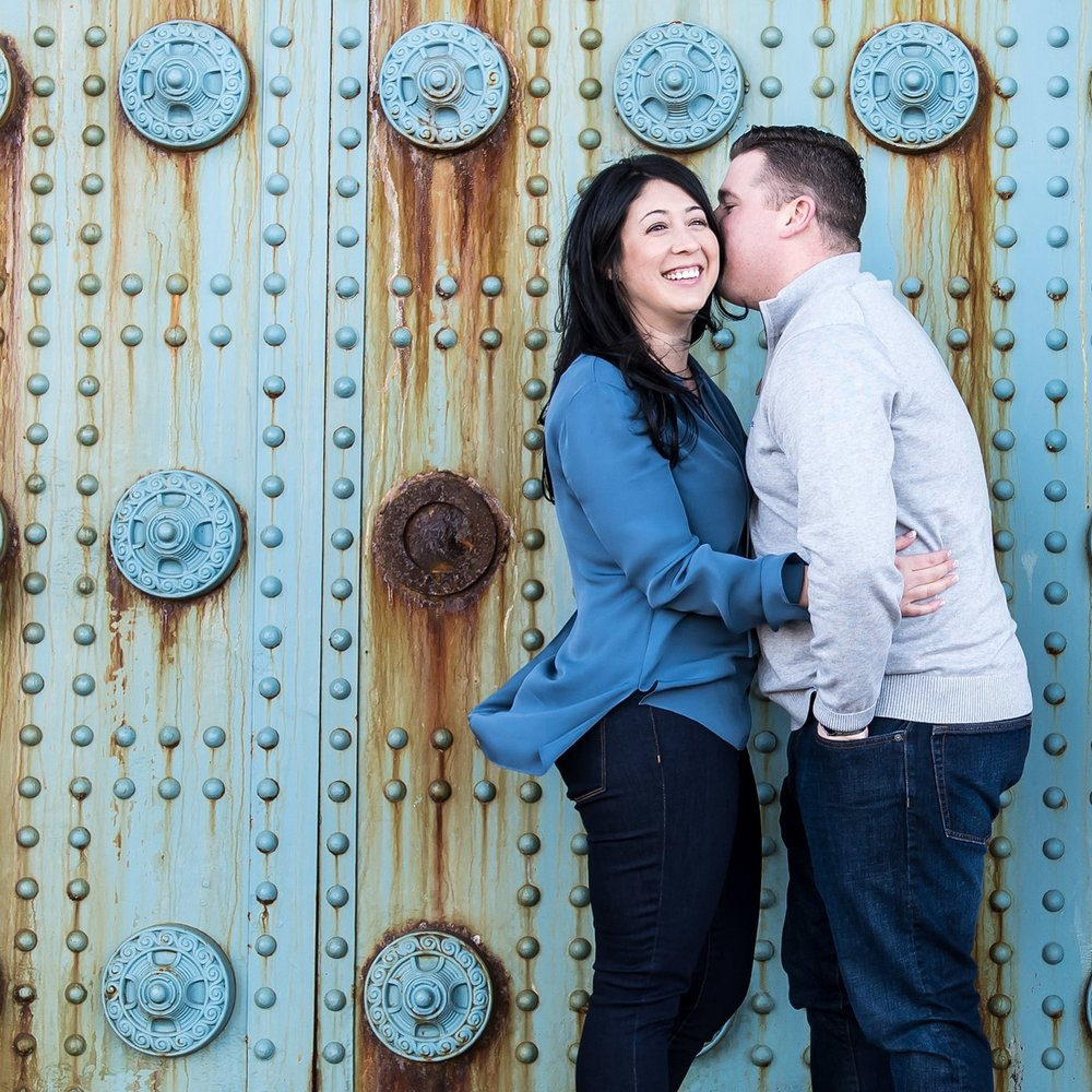 `MEGAN + TOM | OLD CITY, PHILADELPHIA