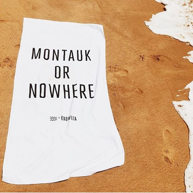 """And so castles made of sand, fall in the sea, eventually"" -Jimi Hendrix #Montauk #MontaukOrNowhere Repost: @montauked"