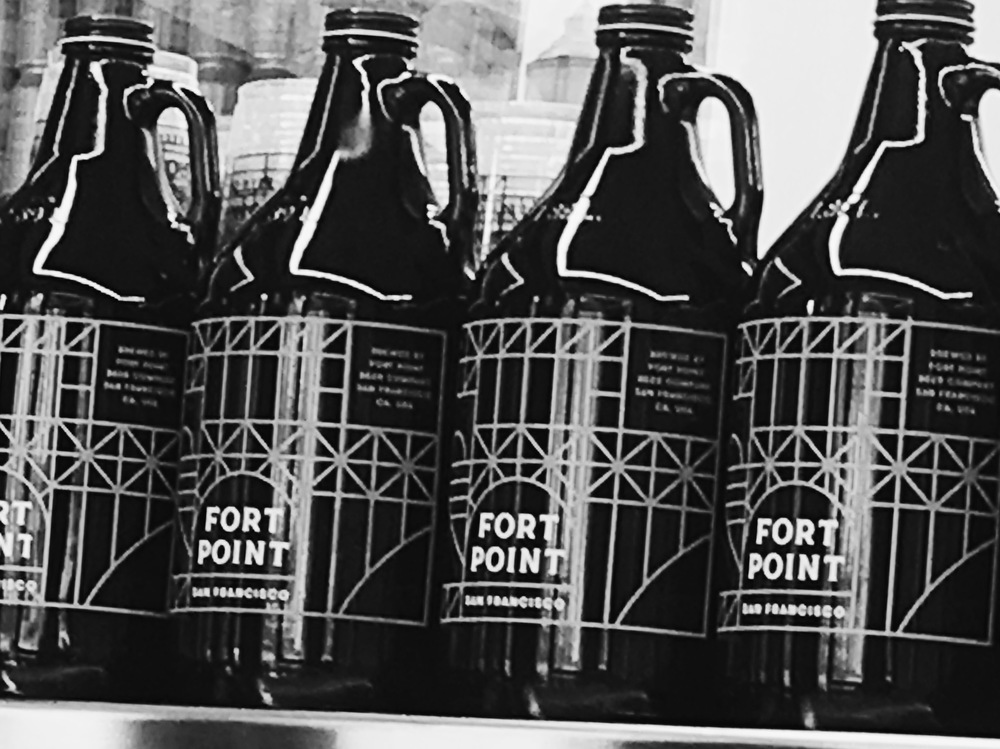 Fort Point craft beer