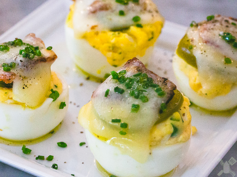 Deviled Eggs from Marlowe's