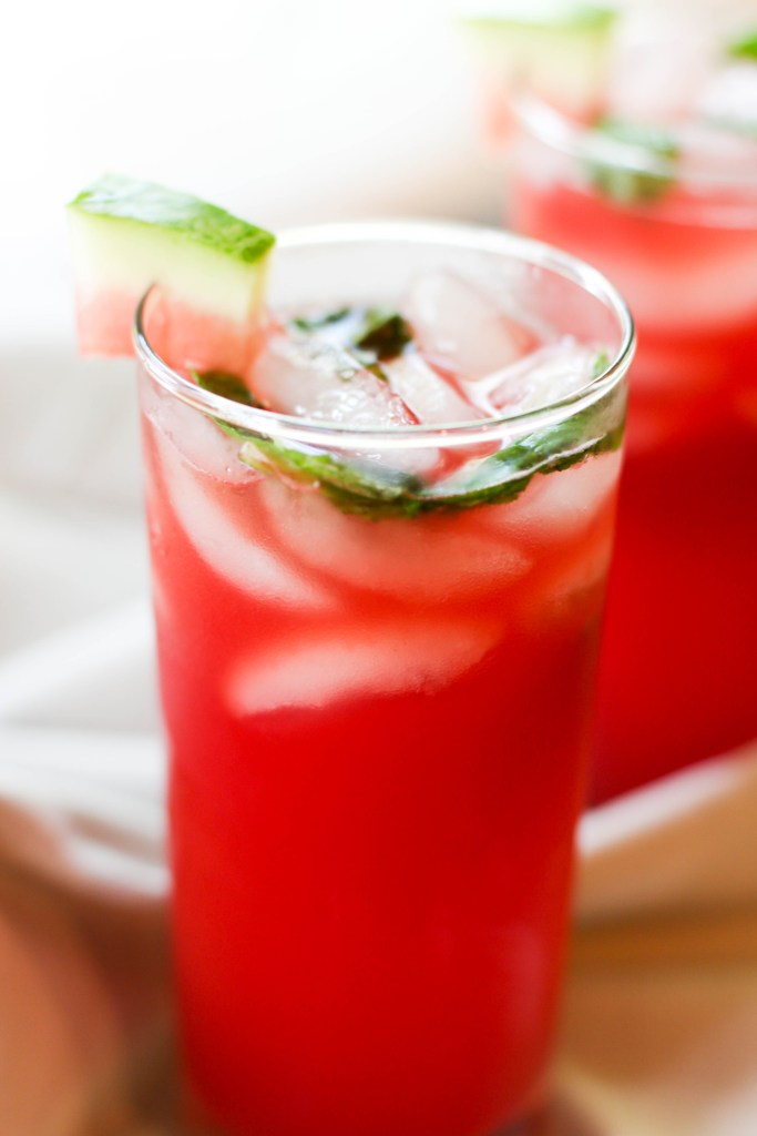 So refreshing, I can just feel the watermelon juice running down my face!