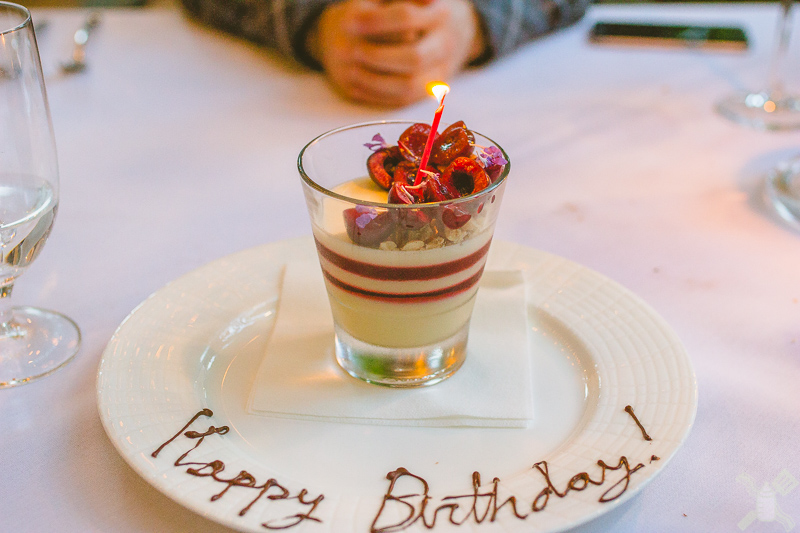 Pot de Creme- Happy birthday!!