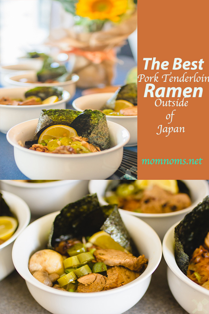 Today is all about the amazing flavor that you get when making ramen and the art that it really is.  Although it may take a couple of days to really bring out the flavors, it is worth it in the end, with this Japanese delicacy that you can have at home.