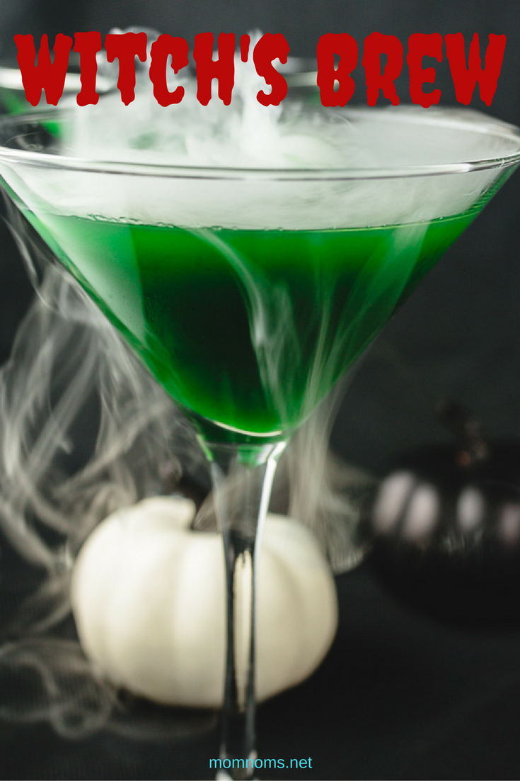 A tale as chilling as the chills that you get when a cold breeze touches your skin. This drink will send shivers down your back, bringing up memories of ghosts and ghools.  Beware- The witch's brew will get you