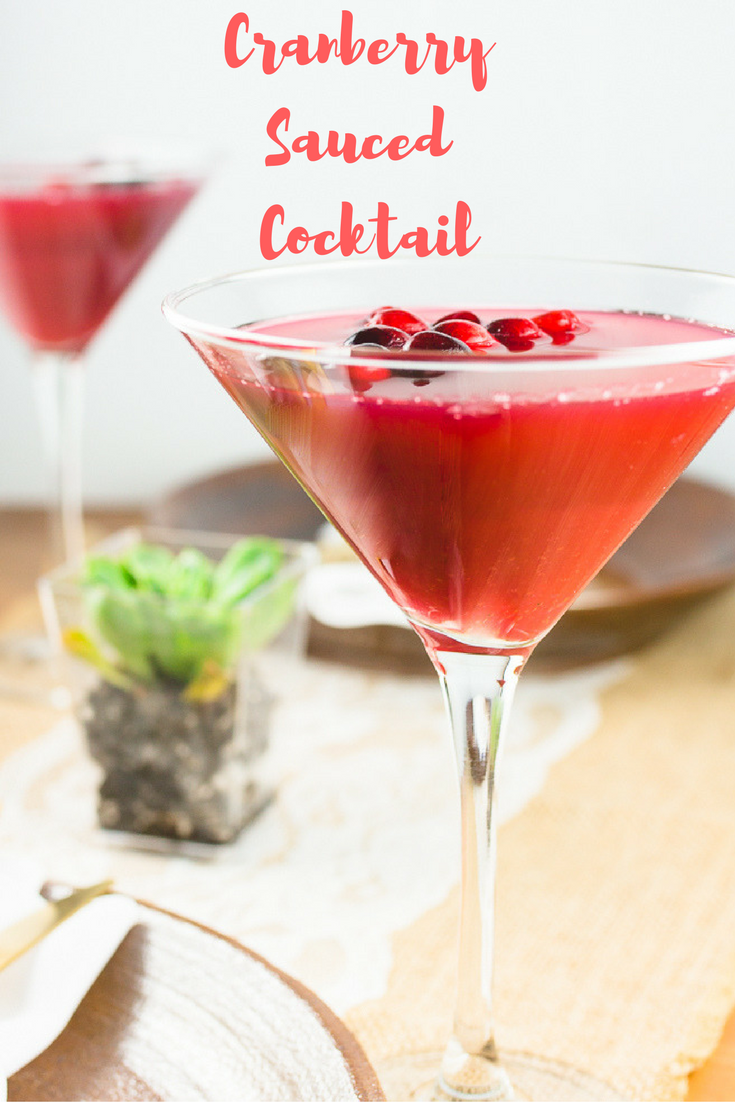This cocktail is perfect for when you're trying to get ready for your holiday festivities.   Sit back, relax, and taste Christmas.