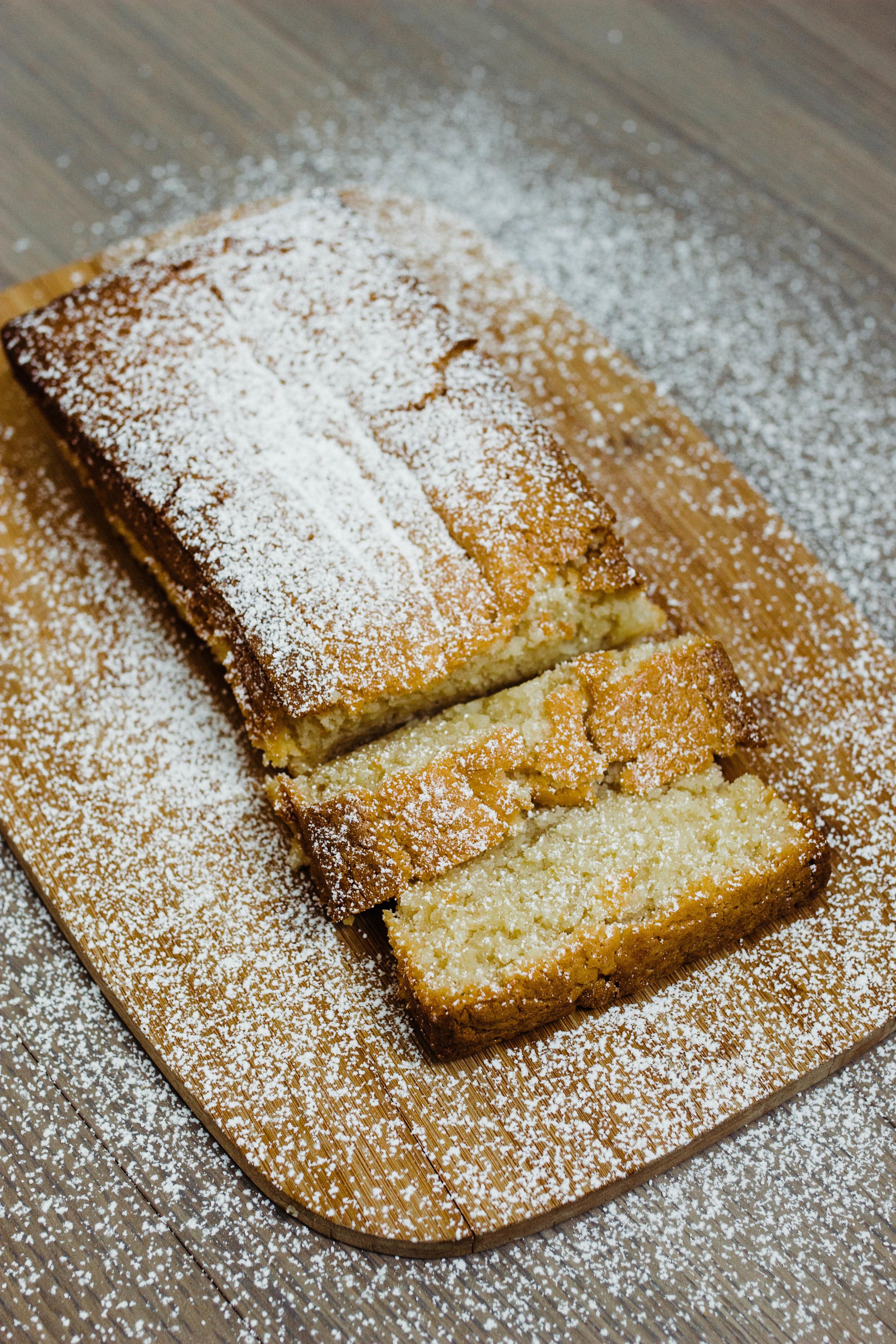 lemon pound cake bread machine