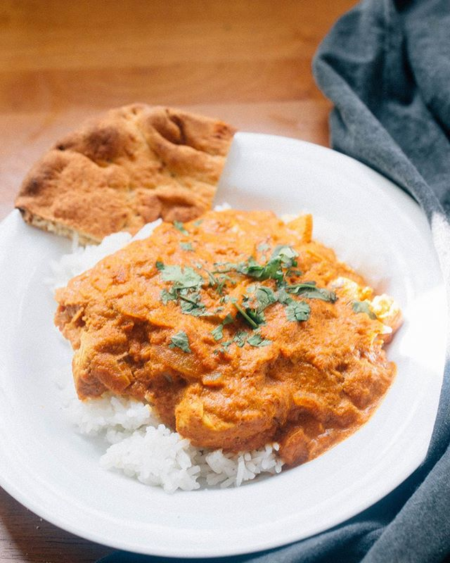 So the last couple of days I've been really depressed, but I'm going to keep going. I'm going to continue doing what makes me seemingly happy for the moment. And one of those things is cooking, another is blogging. I made Tikka Masala for dinner on Saturday and it was so good. I mean, I had like 3 helpings just to myself. *forget that I said that* The flavors were just perfect together, plus I love Indian food. The video for this recipe is in my bio! Check it out and make this fantastic masala!  #foodblog#sanfranciscofoodblog#foodblog#bayareafoodblog#bayareablogger#foodblogger#bayareafoodblogger#sffoodies#sfeats#momnoms#recipes