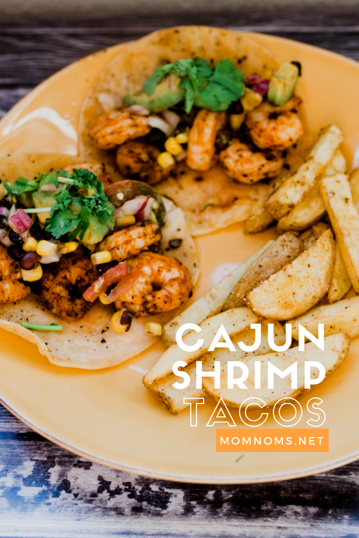 Cajun shrimp tacos san franciscocheffood bloggereasy recipes and today i wanted to make a fusion of cajun and my next favorite dish to make mexican food forumfinder Image collections